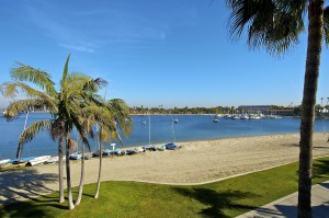 Bay Side View Mission Bay San Diego California California